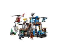 LEGO City Górski posterunek policji - 394052 - zdjęcie 3
