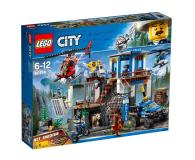 LEGO City Górski posterunek policji - 394052 - zdjęcie 1