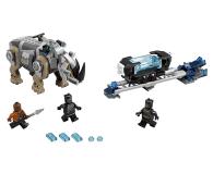LEGO Marvel Super Heroes Pojedynek z nosorożcem - 395187 - zdjęcie 2