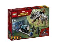 LEGO Marvel Super Heroes Pojedynek z nosorożcem - 395187 - zdjęcie 1