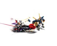 LEGO NINJAGO Killow kontra Samuraj X - 395160 - zdjęcie 3