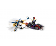 LEGO NINJAGO Killow kontra Samuraj X - 395160 - zdjęcie 4