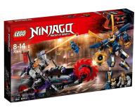 LEGO NINJAGO Killow kontra Samuraj X - 395160 - zdjęcie 1