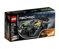 LEGO Technic Żółta wyścigówka - 395190 - zdjęcie 1