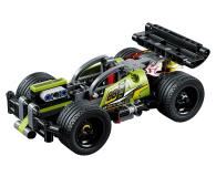 LEGO Technic Żółta wyścigówka - 395190 - zdjęcie 2