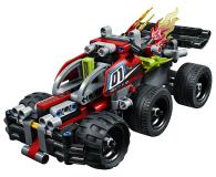 LEGO Technic Żółta wyścigówka - 395190 - zdjęcie 4