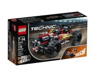LEGO Technic Czerwona wyścigówka - 395191 - zdjęcie 1