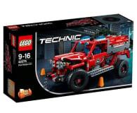 LEGO Technic Pojazd szybkiego reagowania - 395193 - zdjęcie 1