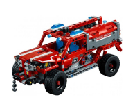 LEGO Technic Pojazd szybkiego reagowania - 395193 - zdjęcie 2
