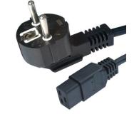 Gembird Kabel SCHUKO - C19 1,8m - 370816 - zdjęcie 1