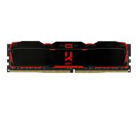 GOODRAM 8GB (1x8GB) 2666MHz CL16 IRDM X Black  - 395490 - zdjęcie 1