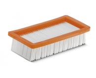 Karcher Płaski filtr falisty do odkurzaczy kominkowych - 366516 - zdjęcie 1