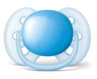 Philips Avent Smoczek Ortodontyczny 6-18m+ 2szt Niebieski - 367487 - zdjęcie 2