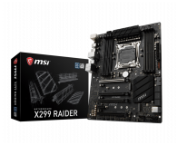 MSI X299 RAIDER (DDR4) - 370808 - zdjęcie 1