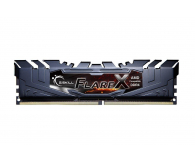 G.SKILL 16GB (2x8GB) 3200MHz CL16 Flare X Black Ryzen  - 459313 - zdjęcie 2