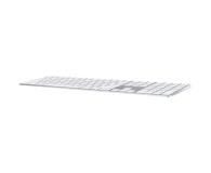 Apple Magic Keyboard z Polem Numerycznym White - 368554 - zdjęcie 2