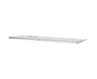Apple Magic Keyboard z Polem Numerycznym White - 368554 - zdjęcie 3