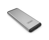 Unitek Obudowa do dysku M.2 (USB-C, aluminium, srebrny) - 373496 - zdjęcie 1
