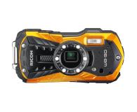 Ricoh WG-50 pomarańczowy KIT  - 427790 - zdjęcie 2