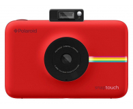 Aparat natychmiastowy Polaroid Snap Touch czerwony + wkłady