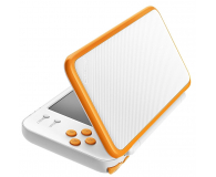 Nintendo New 2DS XL White & Orange - 374636 - zdjęcie 4