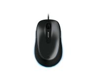 Microsoft Comfort Mouse 4500 czarna USB - 119102 - zdjęcie 1