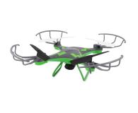 Overmax OV-X-Bee Drone 3.1 Plus WiFi szaro-zielony - 375371 - zdjęcie 1