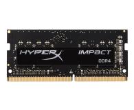 HyperX 8GB 2400MHz Impact Black CL14 1.2V  - 369760 - zdjęcie 1