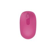 Microsoft 1850 Wireless Mobile Mouse Magenta Pink - 247271 - zdjęcie 1