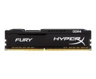 HyperX 8GB 2400MHz  CL15 Fury Black - 254674 - zdjęcie 1
