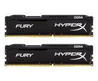 HyperX 8GB(2x4GB) 2666MHz CL15  Fury Black  - 254683 - zdjęcie 1