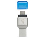 Kingston MobileLite Duo 3C (microSD, USB 3.0, USB-C) - 375543 - zdjęcie 1