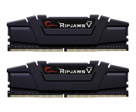 G.SKILL 8GB (2x4GB) 3200MHz CL16  Ripjaws V Black