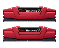 G.SKILL 32GB (2x16GB) 3600MHz CL19 Ripjaws V Red