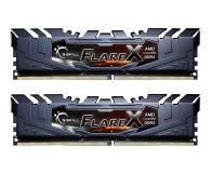 G.SKILL 16GB (2x8GB) 3200MHz CL16 Flare X Black Ryzen  - 459313 - zdjęcie 1