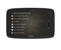 """TomTom GO PROFFESIONAL 620 6"""" Europa Wi-Fi - 367952 - zdjęcie 1"""