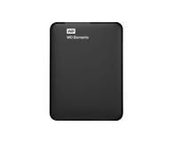 WD Elements Portable 1TB USB 3.0 Czarny - 356744 - zdjęcie 1