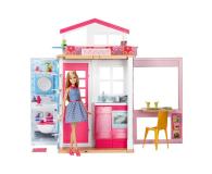 Barbie Duży Domek dla lalek z akcesoriami i lalką - 344589 - zdjęcie 1