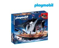 PLAYMOBIL Piracki statek bojowy - 338053 - zdjęcie 1