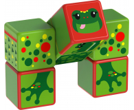 TM Toys MAGICUBE Zestaw Zwierzęta Rzeczne - 382196 - zdjęcie 3