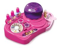 Zabawka plastyczna / kreatywna Clementoni Crazy Chic studio paznokci