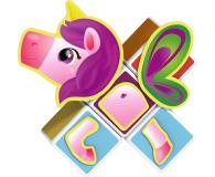TM Toys MagiCube Zestaw księżniczka - 382203 - zdjęcie 5