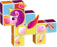 TM Toys MagiCube Zestaw księżniczka - 382203 - zdjęcie 6
