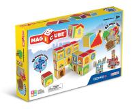 TM Toys MAGICUBE Zestaw zamki i domki - 382204 - zdjęcie 1