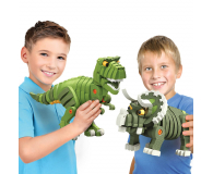 Dumel Discovery Creative Bloco T-Rex & Triceratops 35002 - 382041 - zdjęcie 2