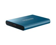 Samsung Portable SSD T5 500GB USB 3.2 Gen. 2 Niebieski - 383634 - zdjęcie 6