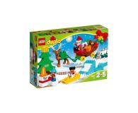 LEGO DUPLO Zimowe ferie Świętego Mikołaja - 383989 - zdjęcie 1