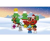 LEGO DUPLO Zimowe ferie Świętego Mikołaja - 383989 - zdjęcie 5