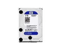 WD 3TB 5400obr. 64MB BLUE - 254255 - zdjęcie 1