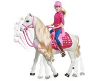 Barbie Interaktywny Koń z Lalką - 384900 - zdjęcie 2